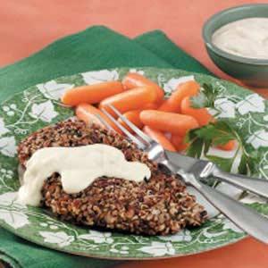 Pecan-Crusted Chicken Recipe