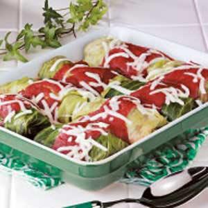 Cabbage Wraps Recipe