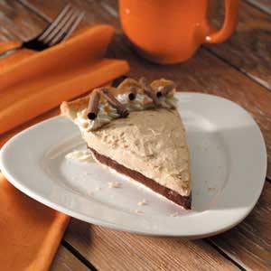 Two-Layer Silk Pie Recipe