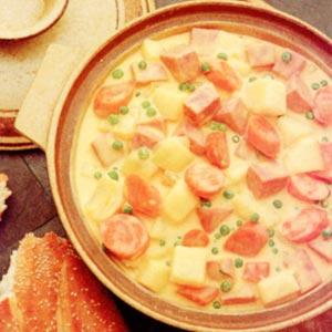Quick Golden Stew Recipe