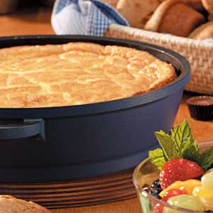 Oven Sour Cream Omelet Recipe