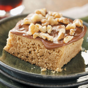 Coffee Walnut Cake Recipe