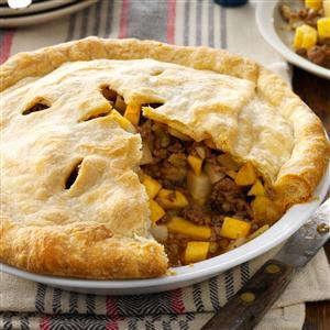 Rutabaga Pie Recipe