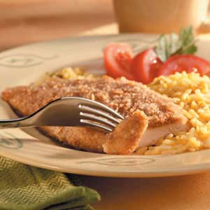Country-Style Chicken Recipe