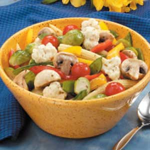 Tangy Marinated Vegetables Recipe