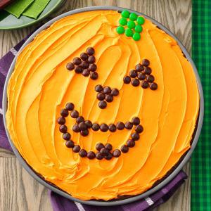 Great Pumpkin Brownie Recipe