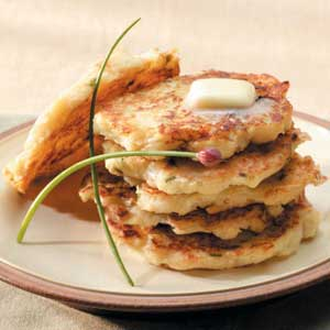 Parsnip Pancakes Recipe