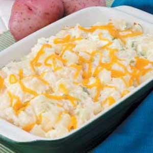 Supreme Potato Casserole Recipe