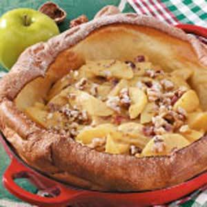 Popover Apple Pie