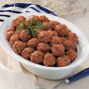 Passover Meatballs Recipe