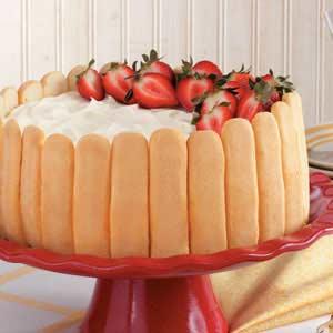 Ladyfinger Cheesecake Recipe