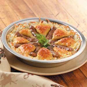 Wagon Wheel Breakfast Pie Recipe