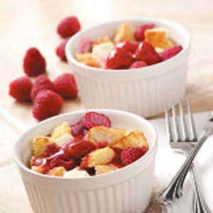 Raspberry French Toast Cups Recipe