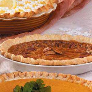 Caramel Pecan Pie Recipe
