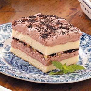 Pudding Pound Cake Dessert Recipe