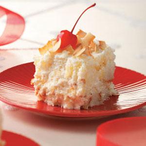Snowballs Cake Recipe