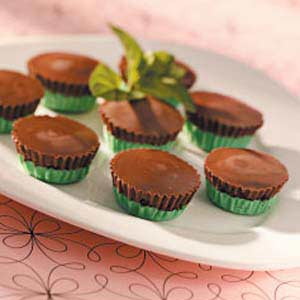 Mint Cookie Candies Recipe