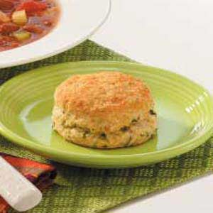 Rich Parsley Biscuits Recipe