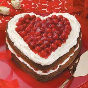 My True Love Cake Recipe