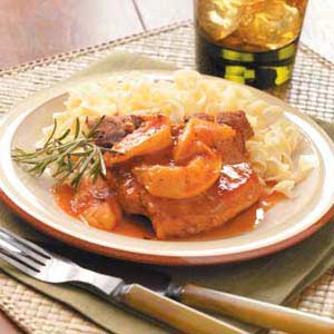 Slow Cooker Pork Chop