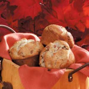 Nutty Date Muffins Recipe