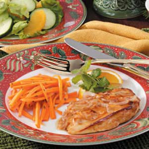 Chicken Marmalade Recipe