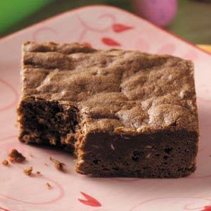 Homemade Coconut Brownies Recipe