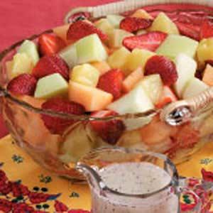 Misty Melon Salad Recipe