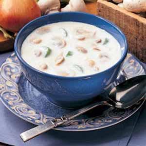 Country Mushroom Soup