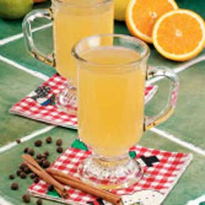 Spiced Citrus Cider Recipe