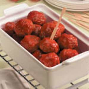 Hearty Ham Balls Recipe