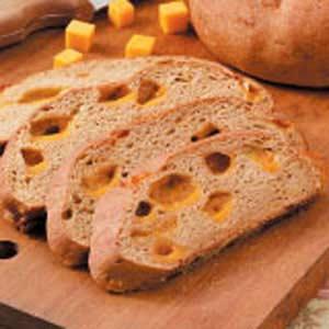 Cheesy Rye Bread Recipe