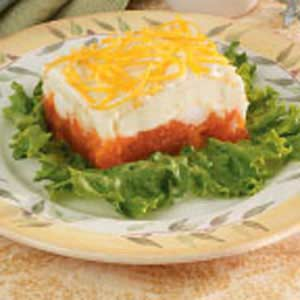 Fruited Gelatin Salad Recipe