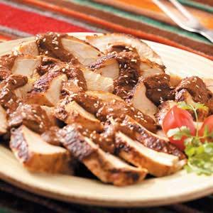 Mole Poblano de Guajolote Recipe