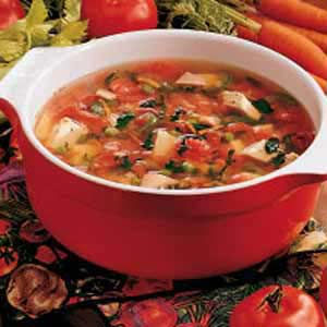 Old-Fashioned Turkey Soup Recipe
