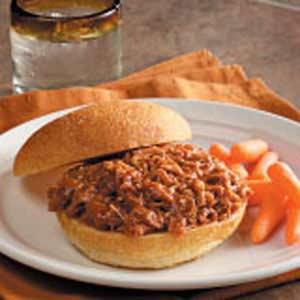 Shredded Pork Barbecue Recipe