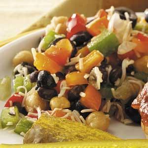 Cold Bean Salad Recipe