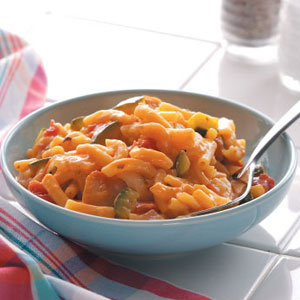 Mac and Cheese Chicken Skillet Recipe