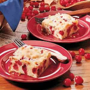Tart Cranberry Cake Recipe