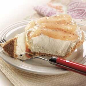 Apple Cream Cheese Pie Recipe