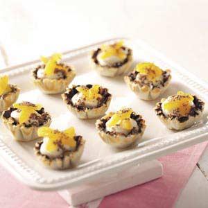 Apricot Cheesecake Tarts Recipe