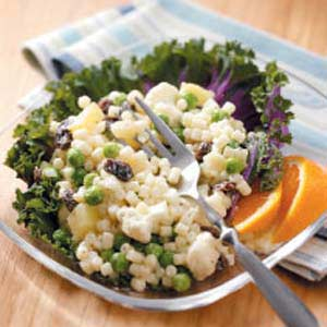 Acini di Pepe Salad Recipe