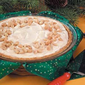 Peanut Butter Pie with Cream Cheese Recipe