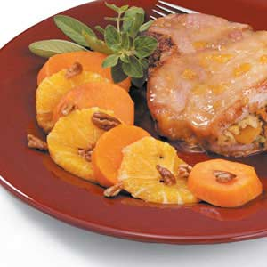 Orange Sweet Potato Bake Recipe