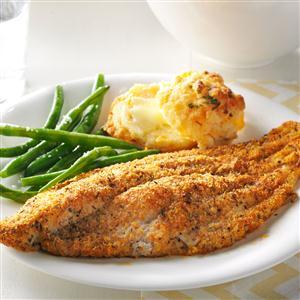 Cajun Baked Catfish Recipe