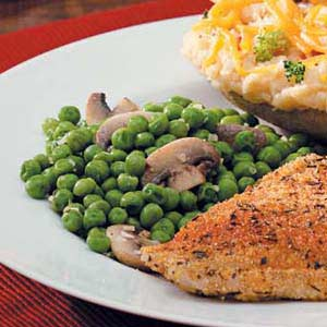 Sherried Peas Recipe