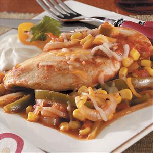 Salsa Chicken for 2 Recipe