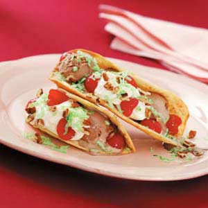 Ice Cream Tacos Recipe