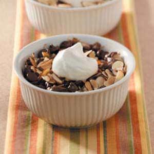 Chocolate Malted Bread Pudding Recipe