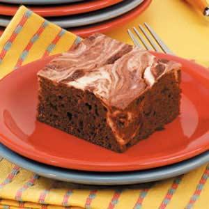 Chocolate Swirl Cake Recipe